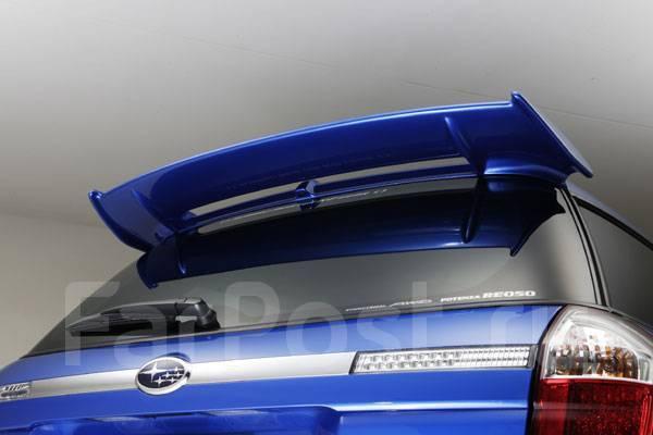Спойлер Subaru Outback, Legasy BP K2GEAR (Легаси, Оутбэк) - GT и