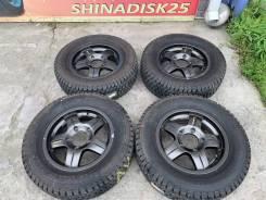 """Suzuki. 5.5x16"""", 5x139.70, ET20"""