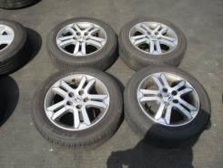 "Комплект летних колёс на литье 205 55 16 Б/П по РФ ZX-31. 6.0x16"" 5x114.30 ET50 ЦО 60,0мм."