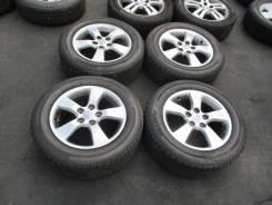 "Комплект летних колёс на литье 215 60 16 Б/П по РФ ZX-33. 6.5x16"" 5x114.30 ET50 ЦО 64,0мм."