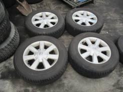 "Комплект летних колёс на литье 215 65 16 Б/П по РФ ZX-44. 6.5x16"" 5x114.30 ET45 ЦО 65,0мм."