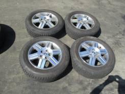 "Комплект летних колёс на литье 205 65 16 Б/П по РФ ZX-50. 6.0x16"" 5x114.30 ET50 ЦО 60,0мм."