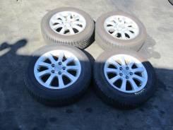"Комплект летних колёс на литье 215 60 16 Б/П по РФ ZX-52. 6.5x16"" 5x114.30 ET50 ЦО 55,0мм."