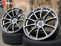 "Advan Racing RS. 8.5/9.5x18"", 5x114.30, ET40/38, ЦО 73,1 мм."