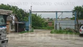 Продам складские помещения с земельным участком 7718 кв. м. г. Артем. Улица Сахалинская 11, р-н угловое, 982,0кв.м.