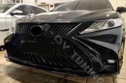Передний Бампер В Стиле Lexus Camry (XV70) 2017 - Н. В
