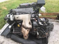 Двигатель с коробкой 3s-fe