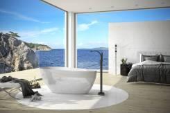 Реставрация и ремонт ванн из Литьевого мрамора (искусственного камня)