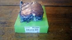 Тормозные дисковые коллодки Nickombo classik (З) AN-312WK AN-312WK