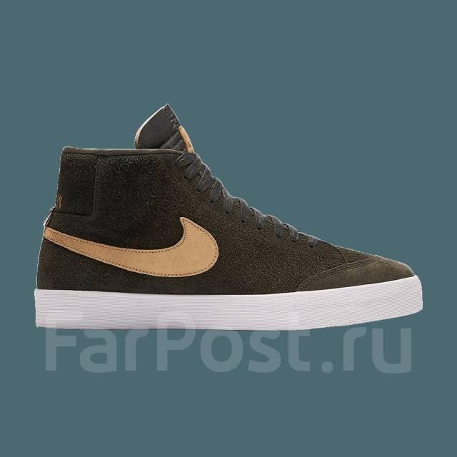 quality design 58c01 93cc6 Фирменные Замшевые Кроссовки Nike SB Blazer Mid We Club 58 ...