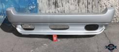 Бампер задний (лев pуль б/п по РФ) BMW X5 E53