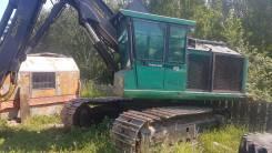 Timberjack. Продается валочно-пакетирующая машина, 10 000куб. см., 1 000кг., 28 000кг.
