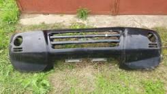 Бампер передний mn117131 паджеро 3