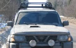 Крепления. Toyota Land Cruiser, FJ80