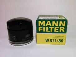 Фильтр масляный MANN W811/80 (C-307)