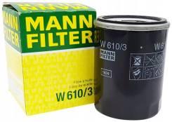 Фильтр масляный MANN W610/3 (C-415)