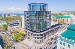 Офис с панорамным видом в центре Владивостока. 56,0кв.м., улица Алеутская 45, р-н Центр