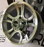 """PDW Wheels. 8.0x16"""", 5x139.70, ET0, ЦО 108,2мм."""