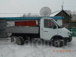 ГАЗ ГАЗель. Продается газель-самосвал, 2 400куб. см., 1 600кг., 4x2
