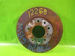 Диск тормозной Mazda Atenza GY3W