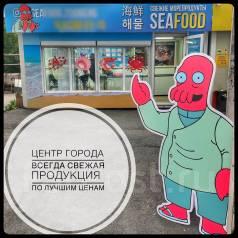 Морепродукты. Икра, Краб, Креветка, Гребешок,
