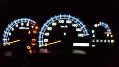 Спидометр на Toyota Ipsum Acm 21/26 Синий оптитрон