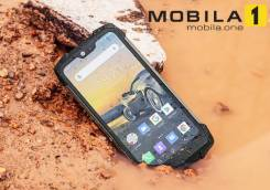 Blackview BV9700 Pro. Новый, 128 Гб, Черный, 3G, 4G LTE, Dual-SIM, Защищенный, NFC
