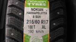 Nokian Hakkapeliitta 8 SUV, 215/60R17