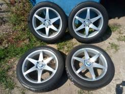 "Колёса Rays Campionato SS6 +шины 215/50/17. 7.0x17"" 5x114.30 ET50 ЦО 73,0мм."