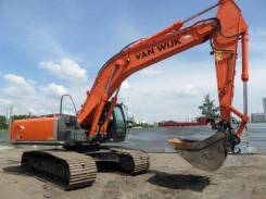 Установка и ремонт гидролинии однопоточная (молотковая) Hitachi