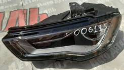 Фара. Audi RS3, 8VA Audi S3, 8V1, 8VA, 8VS, 8V7 Audi A3, 8V1, 8V7, 8VA, 8VS CZGB, DAZA, CHHB, CJSA, CJSB, CJXB, CJXC, CJXF, CJZA, CLHA, CMBA, CNSB, CN...