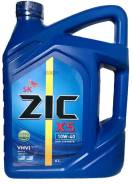 ZIC X5. 10W-40, полусинтетическое, 6,00л.