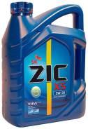 ZIC X5. 5W-30, полусинтетическое, 4,00л.