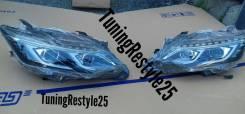 Фары Camry 2014+ стиль Mercedes