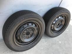 Пара колёс Firestone 195/60R15 5*114