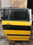 Дверь задняя правая Probox цвет жёлтый