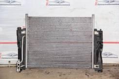 Радиатор кондиционера. BMW 3-Series, E46, E46/2, E46/2C, E46/3, E46/4, E46/5 M43B19, M52TUB25, M52TUB28, M54B22, M54B25, M54B30, N42B20