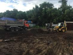 Вывоз строительного мусора, грунта Самосвалы 15 куб. от 3000 рейс