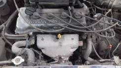 Двигатель. GA15DS. Nissan. 4WD