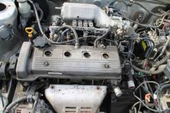 Двигатель без навесного Toyota 5A-FE