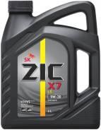 ZIC X7. 5W-30, синтетическое, 4,00л.
