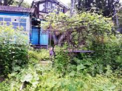Земельный участок с домом для строительства коттеджа, дачи. 736кв.м., собственность. Фото участка