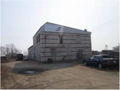 Здание Гараж 388 кв. м. с. Камень Рыболов Приморский край. Камень-Рыболов, улица Северная 21, р-н Хасанский, 388,6кв.м.