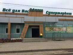 Действующий бизнес супермаркет. Поселок Пограничный, р-н Пограничный, 740,0кв.м. Дом снаружи