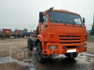 КамАЗ 43118-RF. Продается седельный тягач Камаз 44108 RF, 6х6, ДВС Cummins ISLe-C340, 8 849куб. см., 21 400кг., 6x6