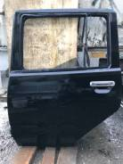 Дверь задняя левая Nissan Cube цвет черный