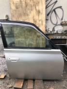Дверь передняя правая серебро Toyota Opa ACT10 ZCT10 ZCT15 1C0