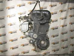 Контрактный двигатель X16XEL 1,6 i Opel Astra Zafira Vectra