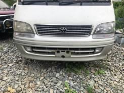 Бампер передний ЦВЕТ 2FP Toyota Hiace KZH106 KZH106W