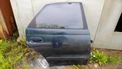 Дверь Toyota Carina E, лифтбек, Corona SF, правая задняя AT190